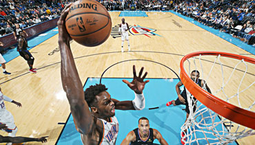 Thunder Tops Clippers