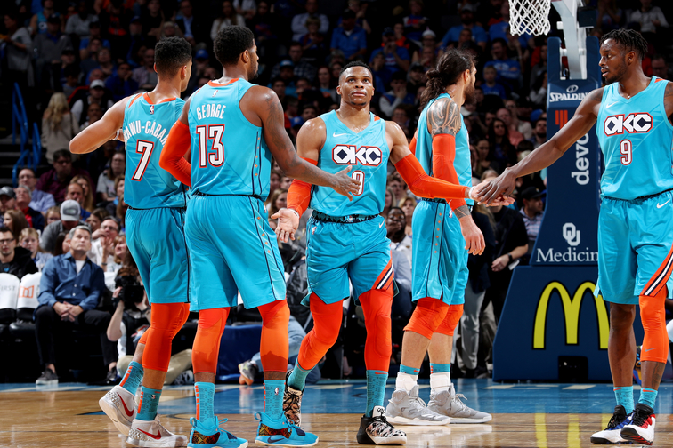 gettyimages 1065033266 - Okc Thunder