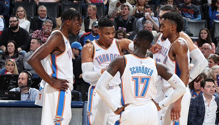 Thunder Defense Ready for Pelicans  Firepower – OU Medicine Game Day  Report  OKC vs. NOP 70010a1d7