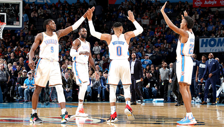 Three takeaways following OKC Thunder historic comeback over the Houston Rockets