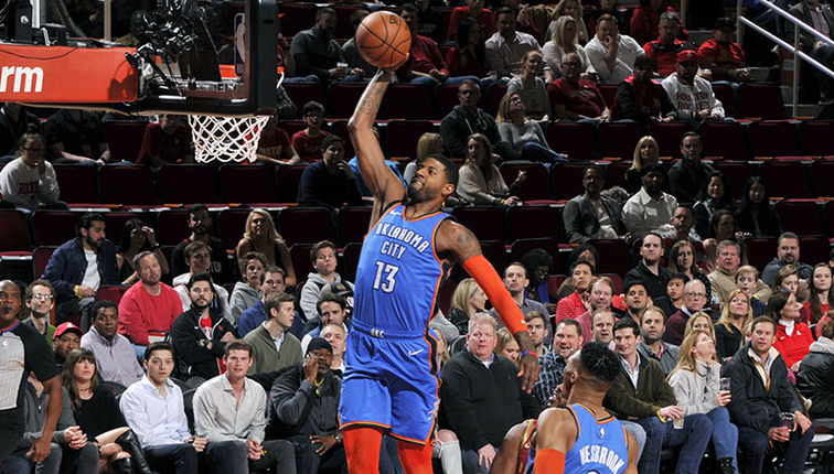 Westbrook, PG Etch Names In Triple-Double History