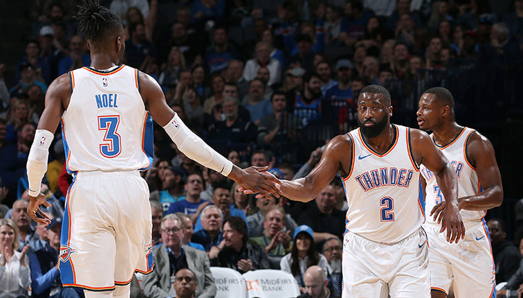 Stay in the Moment  Thunder Looks to Cap Streak with Road Win – OU Medicine  Game Day Report  OKC at NOP 0f92ec5d9