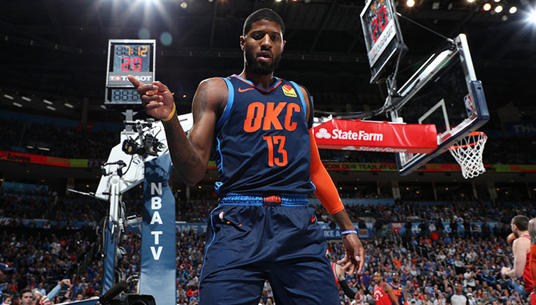 Play Off Each Other and Keep Attacking – OU Medicine Game Day Report  OKC  at MEM e8fec34d6