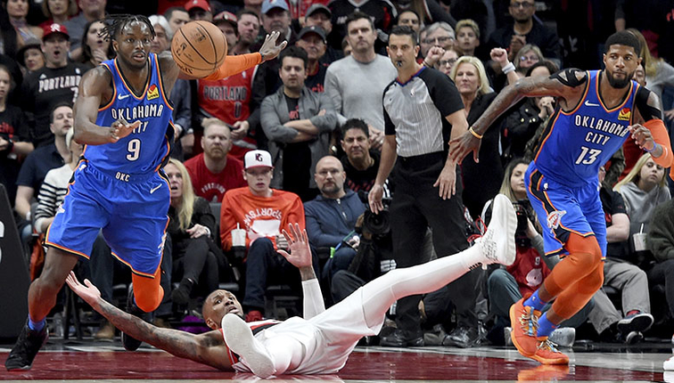 1a9d2f4a41a Trust the Formula, Clean Up the Little Things – OU Medicine Game Day  Report: OKC at POR Game 2