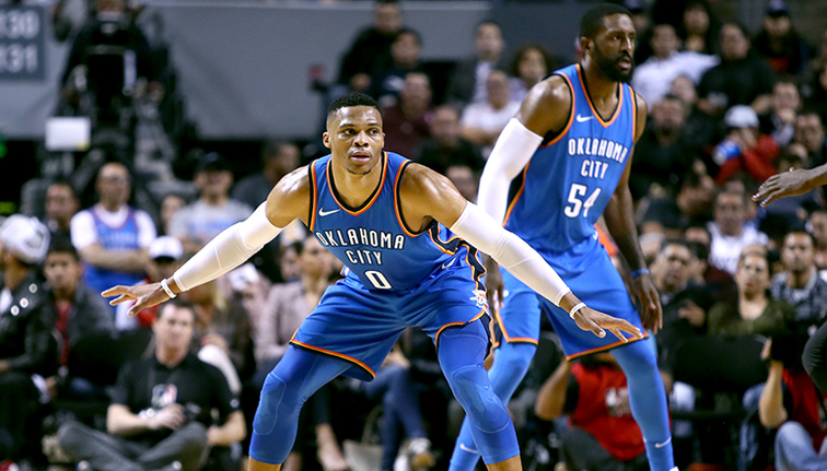 Carmelo Anthony finishes with 21 as Thunder win in OT