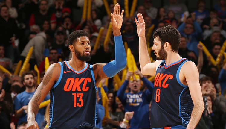 Time for a Test New Look Cavs Come to OKC – INTEGRIS Game Day Report OKC vs. CLE        By Nick Gallo | Thunder Basketball Writer