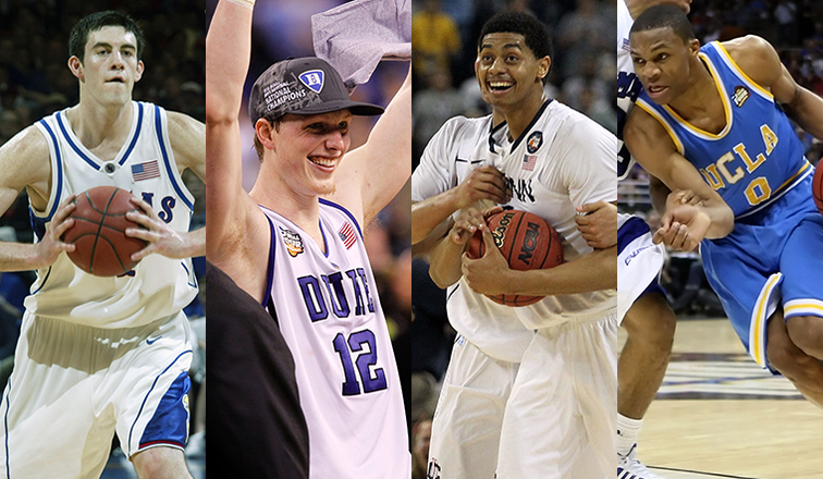 Thunder Roster Filled with NCAA Tournament Experience