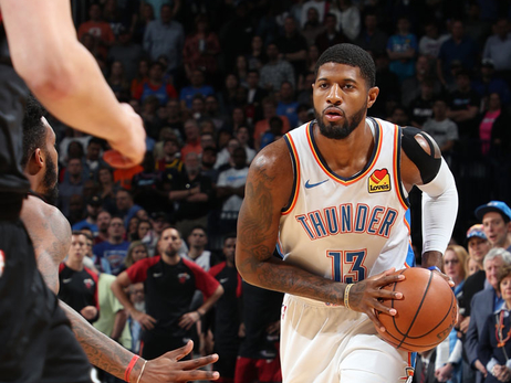Photos: Thunder vs. Heat