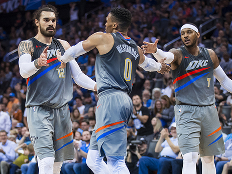 Block Off Driving Lanes, Let the Ball Find the Shot – INTEGRIS Game Day Report: OKC at TOR