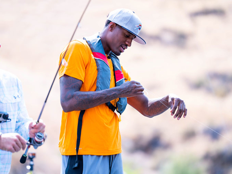 Paul George 2nd Annual Fishing Tournament