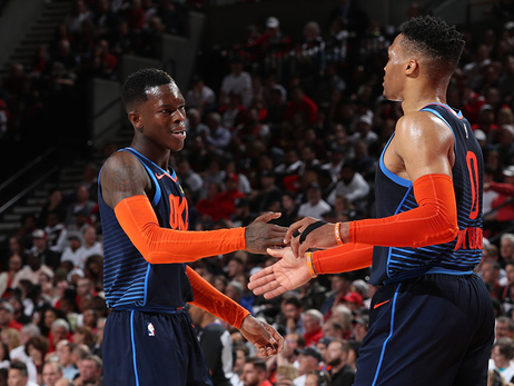 Top Quotes: Thunder vs. Blazers - Game 5