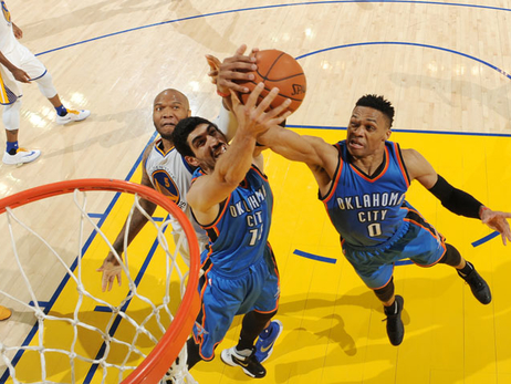 Game 7: Thunder at Warriors - May 30, 2016