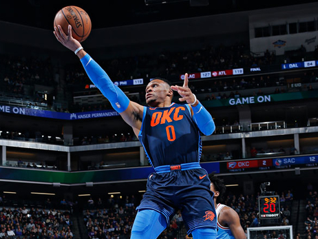 Loose Defense, Second Chances & Missed Shots Result in Road Loss - OKC 113, SAC 117