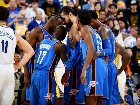 Photos: OKC at GSW - 10/16