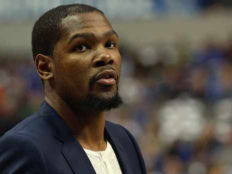 Checking in With ... Kevin Durant