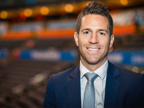 Chris Fisher Joins Thunder Broadcast Team on Fox Sports Oklahoma