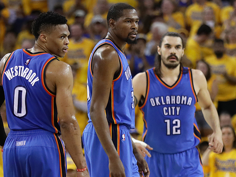 Thunder at Golden State Warriors Game 7 Recap – May 30, 2016
