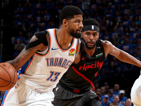 Game 4 Rewind: Thunder Goes to Portland Down 3-1