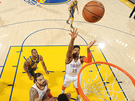 Thunder Stuffs Warriors to Close Road Trip – OKC 123, GSW 95