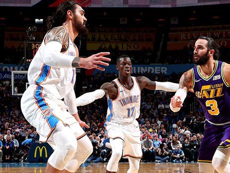 George's Flourish Amplifies Thunder Third Quarter Runout – OKC 122, UTA 113