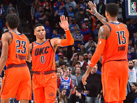 Thunder Hoping to Close Out MLK Weekend Sweep – OU Medicine Game Day Report: OKC at NYK