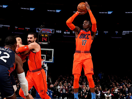 Everyone Contributes in United MLK Day Win – OKC 127, NYK 109
