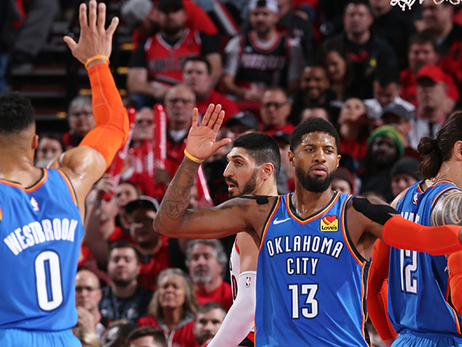 Harness Emotion, Come Out and Execute – OU Medicine Game Day Report: OKC vs. POR Game 3