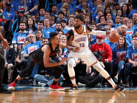 Thunder Missed Early Chances, Chased Blazers After Half - OKC 98, POR 111