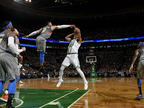 Boston Stunner: Thunder Falls in Final Seconds – OKC 99, BOS 100
