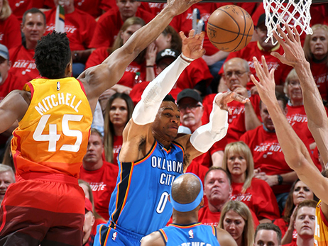 Thunder Blitzed in SLC – OKC 102, UTA 115