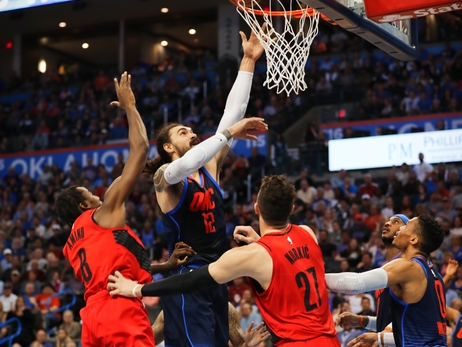 Thunder vs. Trail Blazers- March 25, 2018