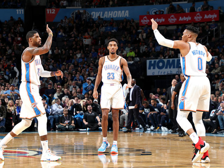 Energy Reserves: At Home, Thunder Needs Extra Juice on Back-to-Back – OU Medicine Game Day Report: OKC vs. SAC