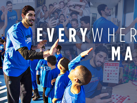 Kanter in the Community