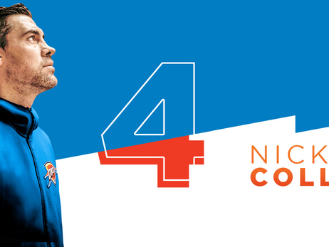 Nick Collison – OKC's Core Number 4