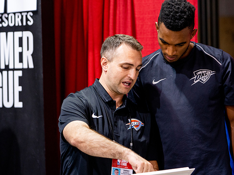 Terrance Ferguson Focused on the Higher Priority – Becoming a Well-Rounded Player