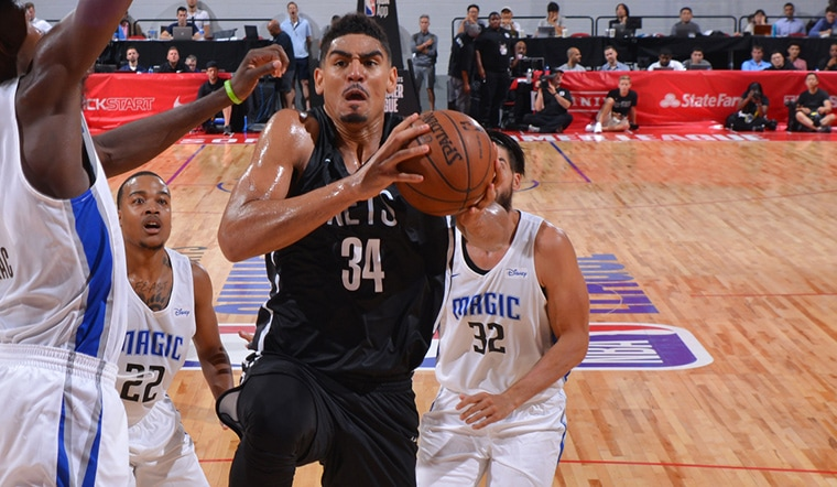 Thunder Signs Tyler Davis to Two-Way Contract