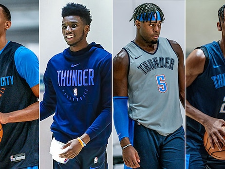 Navigating the NBA Restart Through the Eyes of the Thunder's Young Players