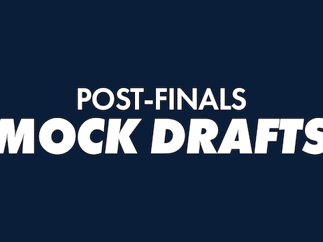 Post-Finals Mock Drafts: Who Do The Experts Project At No.1 And 17?