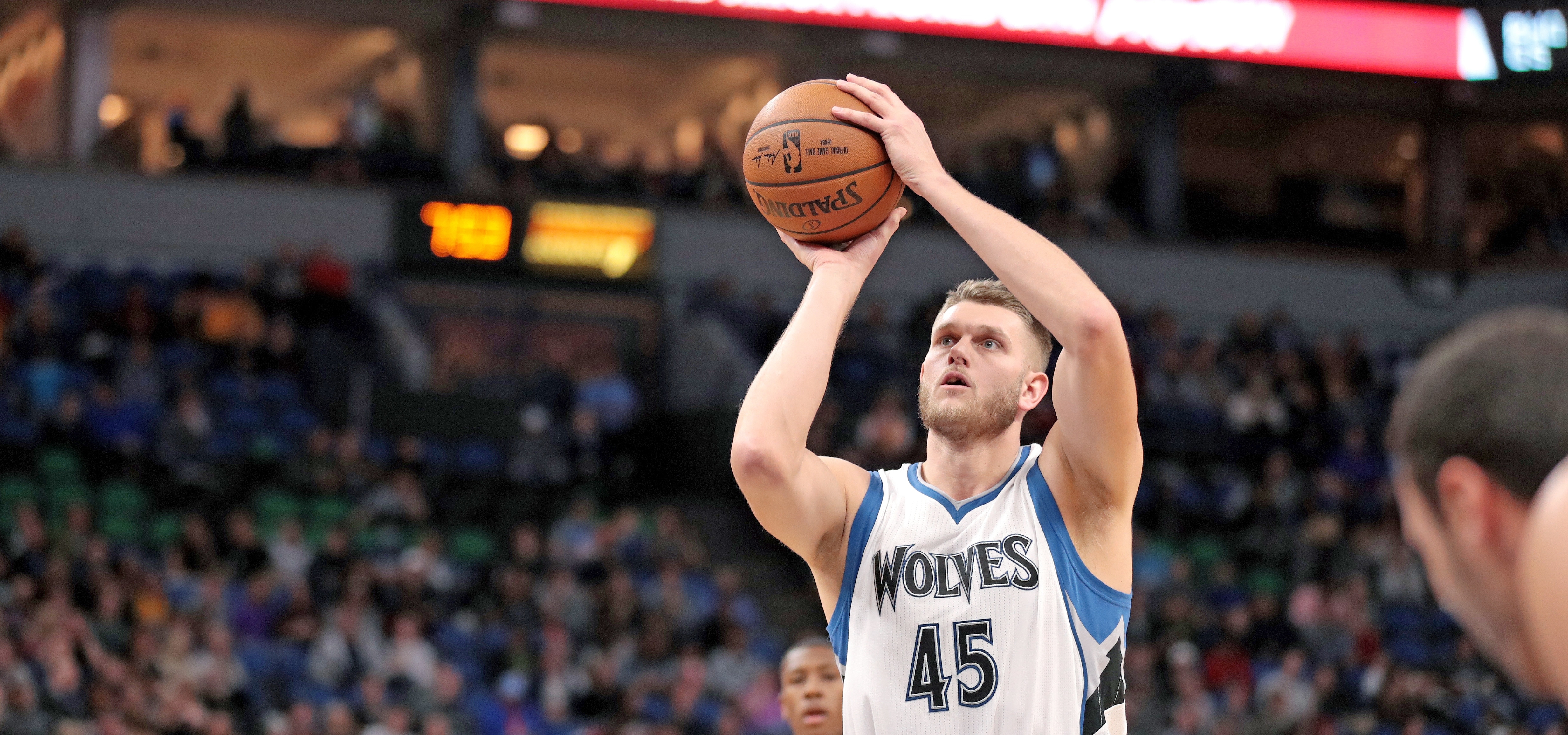 Roster Review  Cole Aldrich