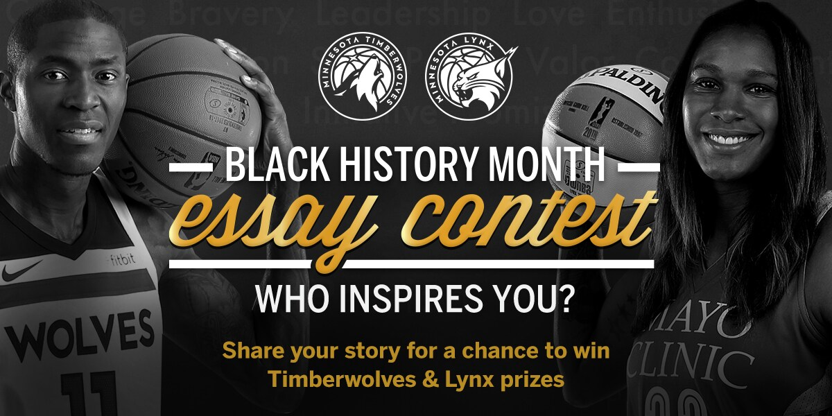 English Class Reflection Essay Timberwolves  Lynx To Host Black History Month Essay Contest For Students   Minnesota Timberwolves Yellow Wallpaper Essays also Simple Essays For High School Students Timberwolves  Lynx To Host Black History Month Essay Contest For  Private High School Admission Essay Examples