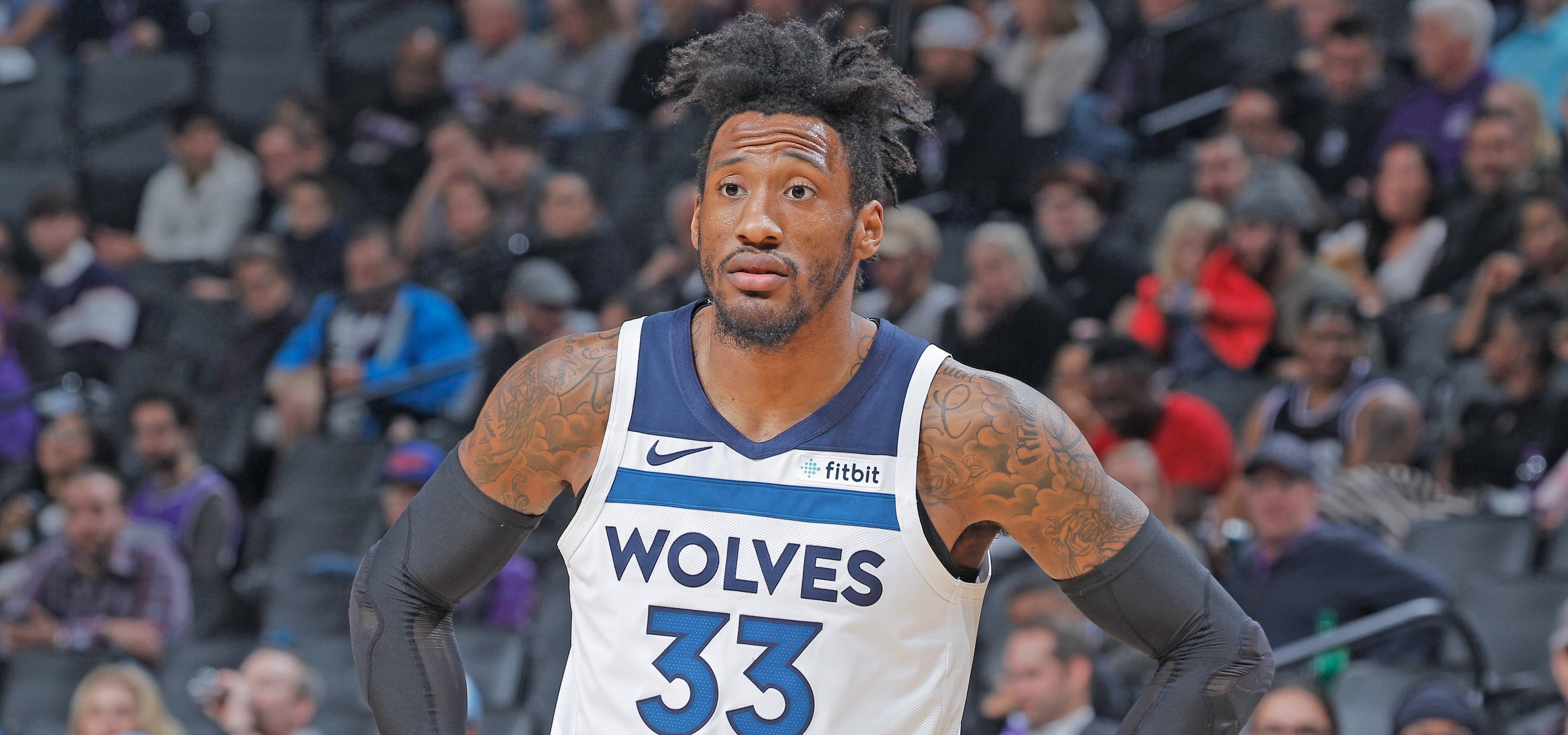 29c8fb9ee Timberwolves Assign Robert Covington to G League Affiliate Iowa Wolves