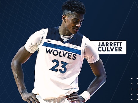Timberwolves Acquire Draft Rights to Jarrett Culver in Completion of Draft-Night Trade