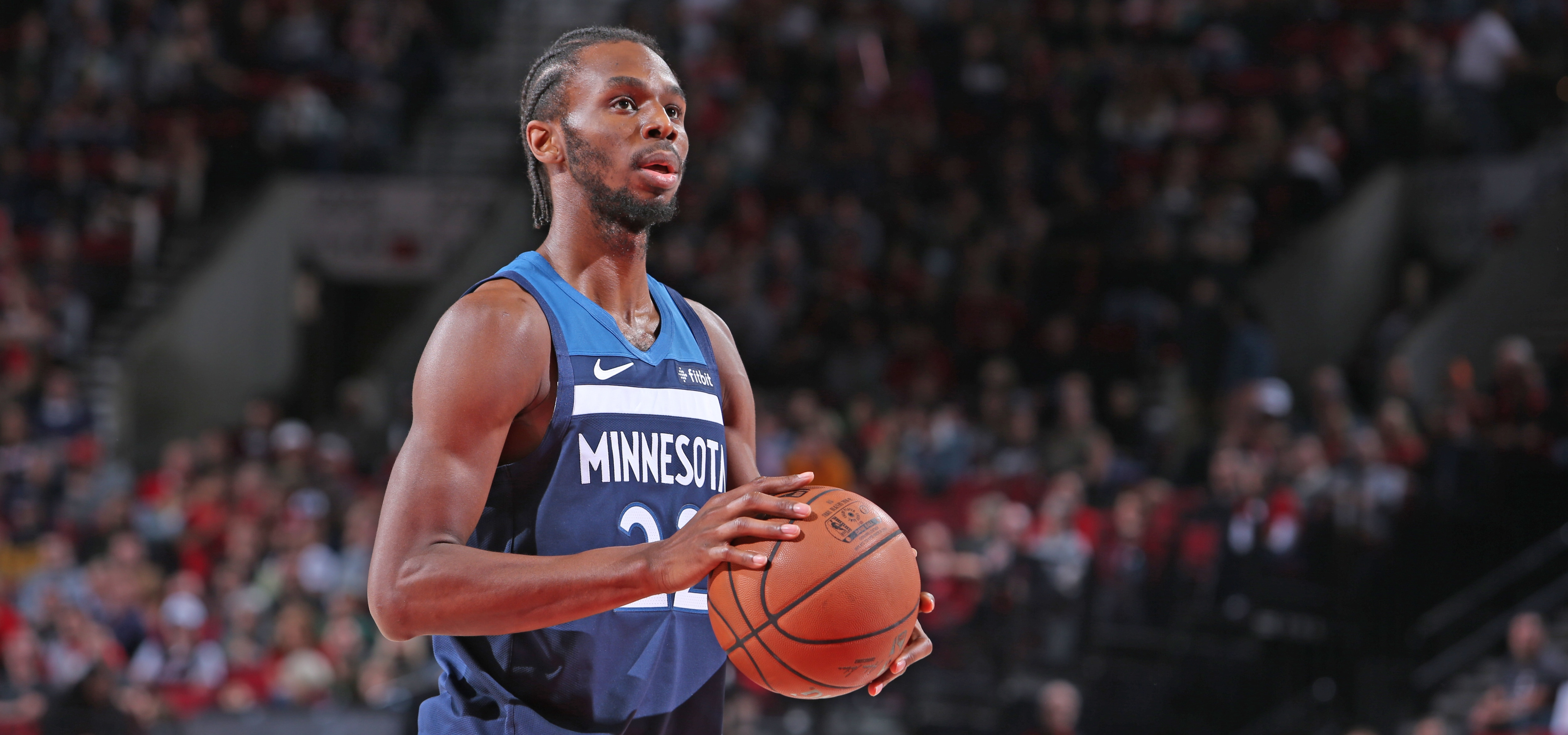 Wolves Daily Fantasy Player Of The Game   Nov. 16 vs. Blazers