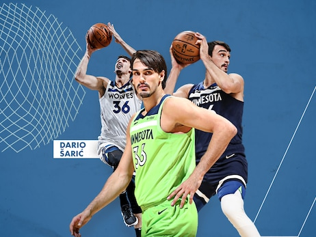 Dario Saric Has The Skills To Open Up The Timberwolves' Offense