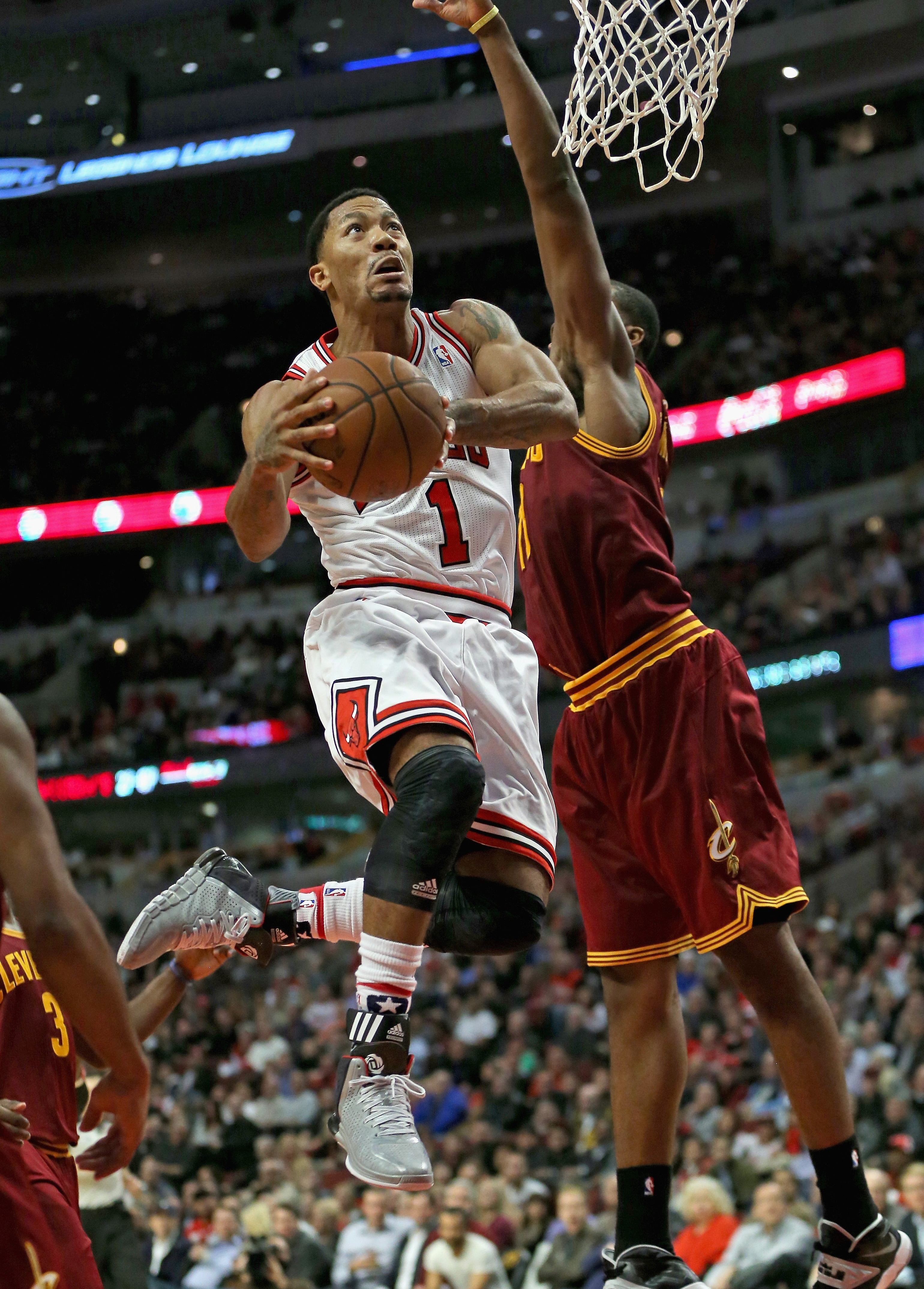 Photo gallery 2014 15 chicago bulls minnesota timberwolves - Derrick rose cavs wallpaper ...