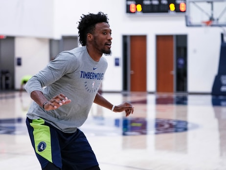 Gallery | Timberwolves Pre-Training Camp Workouts