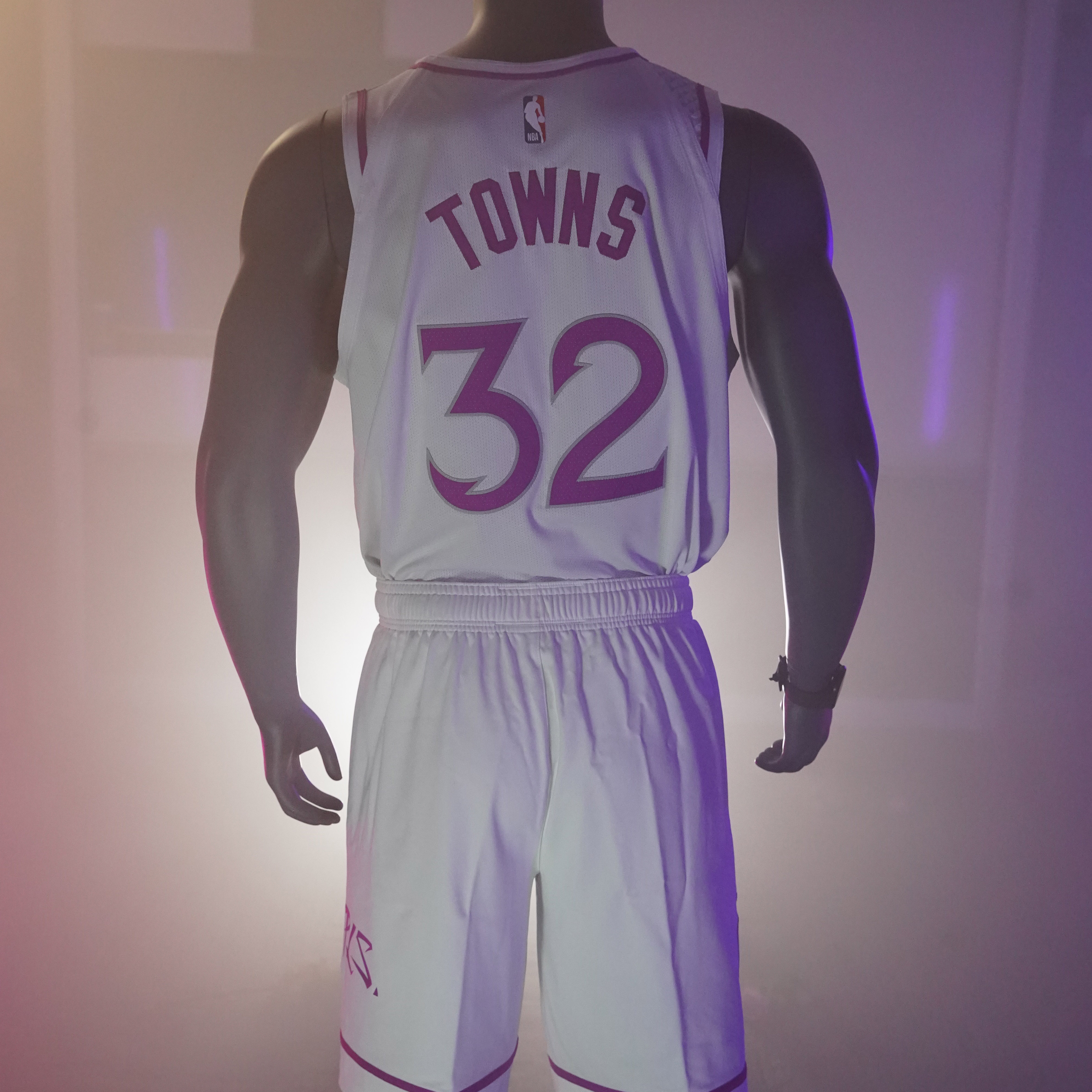 3de3ecdf5 A look at the Timberwolves  2018-19 Earned Edition uniforms which will  debut on