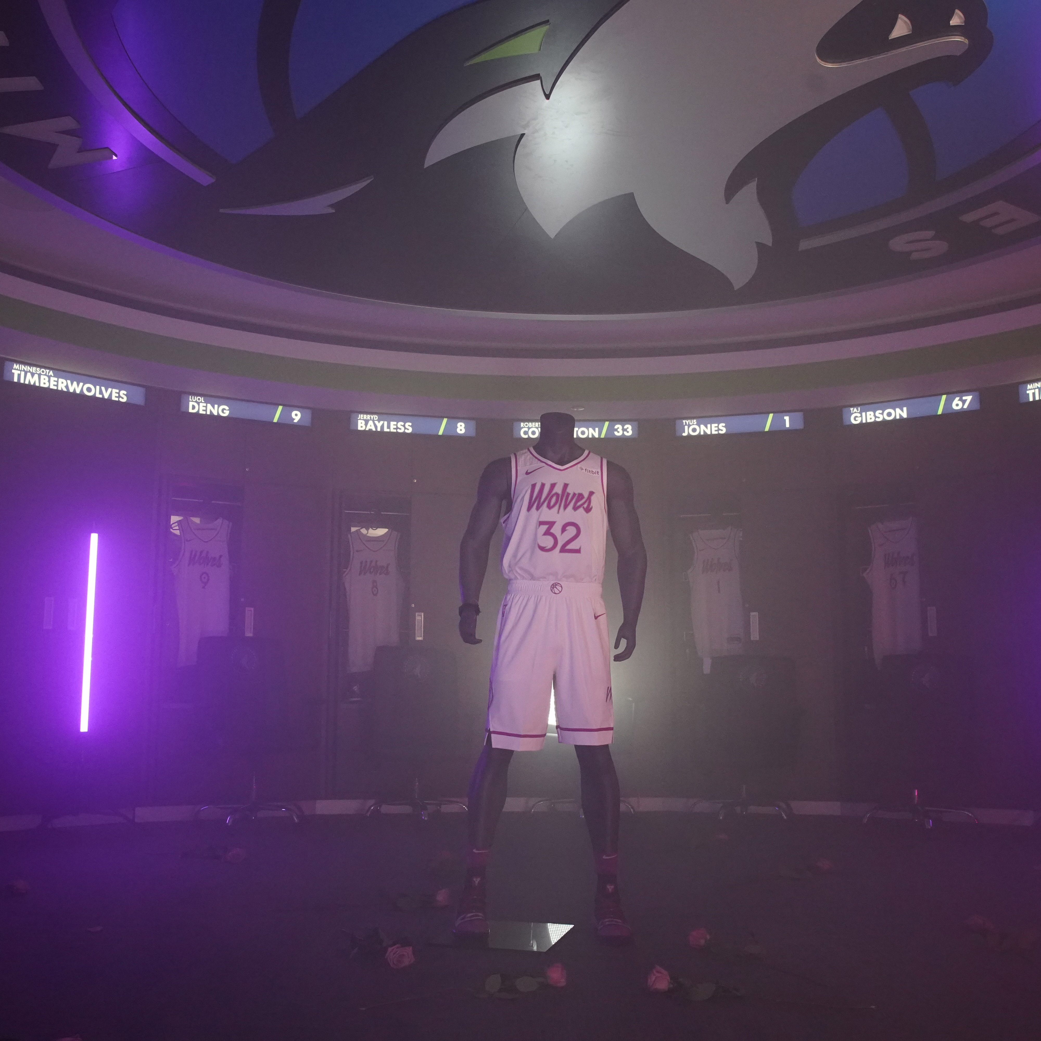 6f5b457fd A look at the Timberwolves  2018-19 Earned Edition uniforms which will  debut on
