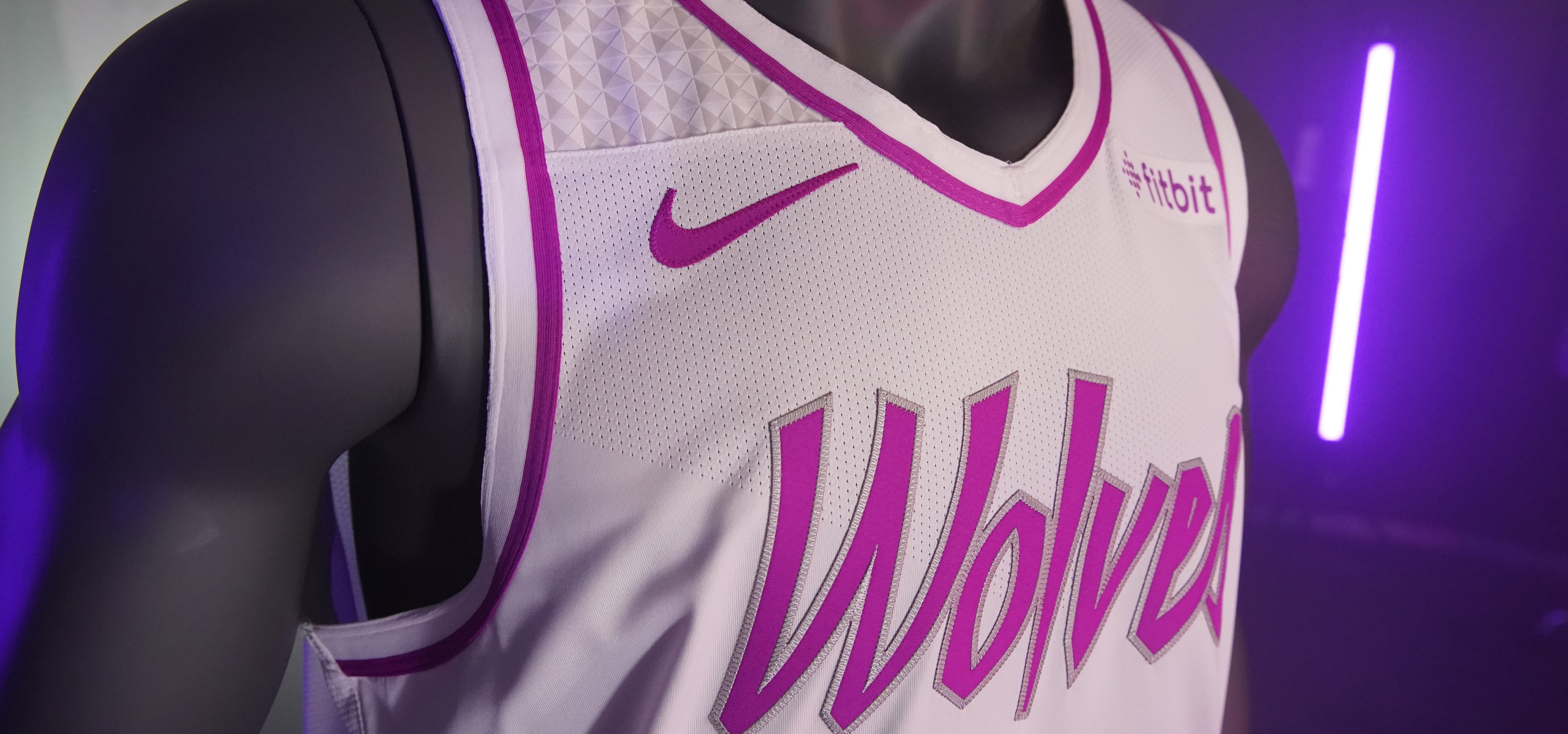 2b2a67cd4 Timberwolves Unveil Nike NBA Earned Edition Uniforms