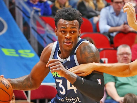 Timberwolves Recall Jacob Evans III and Jarred Vanderbilt from G League Affiliate Iowa Wolves